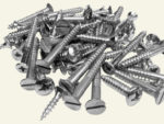 The Parts or Features of Screws and the Different Kinds of Screw