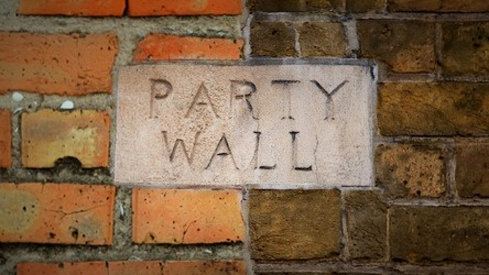 The Party Wall Act 1996 Shared Party Walls And Shared Boundary