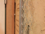 Using Plaster Stop Beads when Skim Plastering