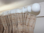 Fixing Curtain Poles and Rails