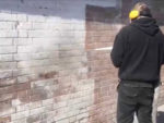 Preparing Brickwork for Painting
