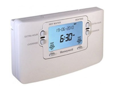 Time and temperature programmer