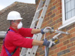 Injected Cavity Wall Insulation