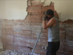 Repairing Lath and Plaster
