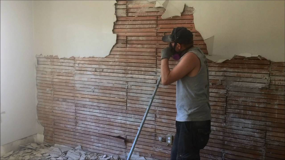 Repairing Lath And Plaster Walls And Ceilings Including