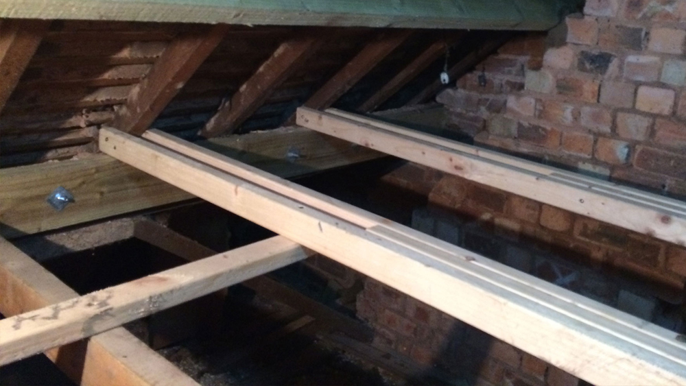 Repairing Structural Timbers Such As Lintels And Rafters