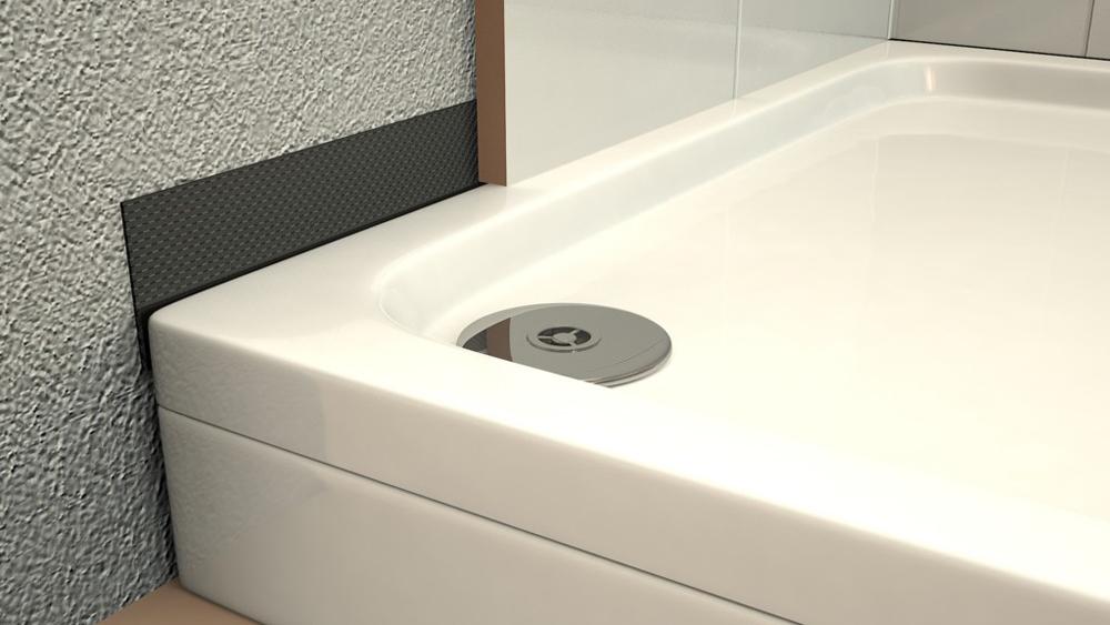 Self Cleaning Shower Doors