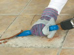 Replacing a Damaged Tile