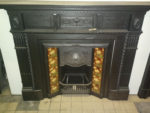 Restoring a Cast Iron Fireplace