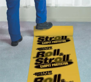 Roll n Stroll carpet protector
