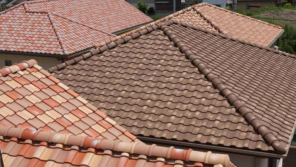 Roofs and Roof Coverings | Roof Tile Types | Trusses and