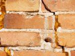 Settlement Cracks