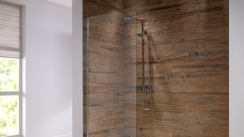 Waterproof Wall Panels >> Shower Panels a DIY Guide to Fitting and Choosing Decorative Waterproof Bathroom Panel Boards ...