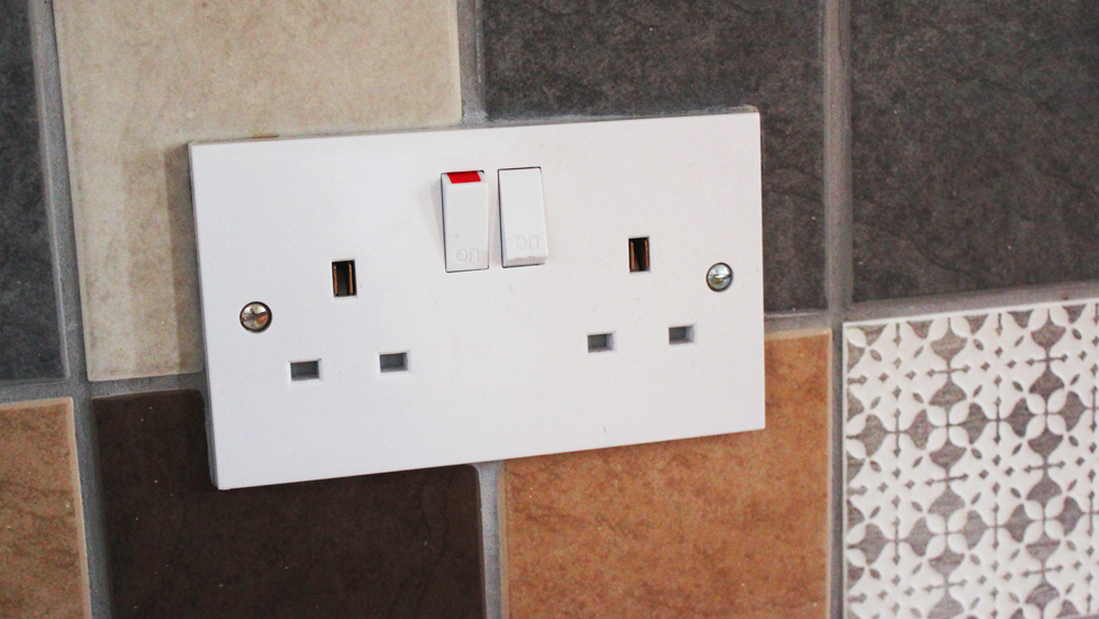 Height Of Sockets And Switches