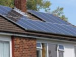 Green and eco-friendly projects including solar panels