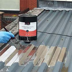 Product Review Of The Rizistal Solar Reflective Paint
