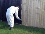 How to Stain or Paint a Fence