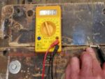 Testing fuses using a multimeter