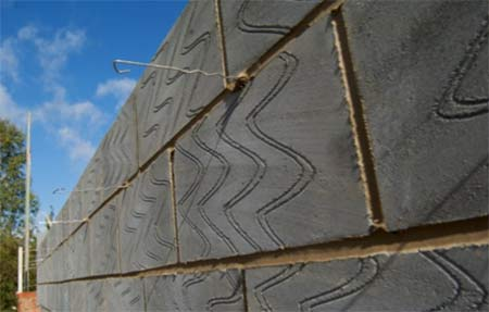 Thermalite or Aircrete blocks