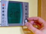 Thermostats in a Central Heating System