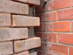Tying to Existing Brickwork