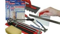 Tiling tools and products