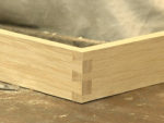 How to make Dovetail Joints: Marking and Cutting the Pins to Make Dovetail Joints