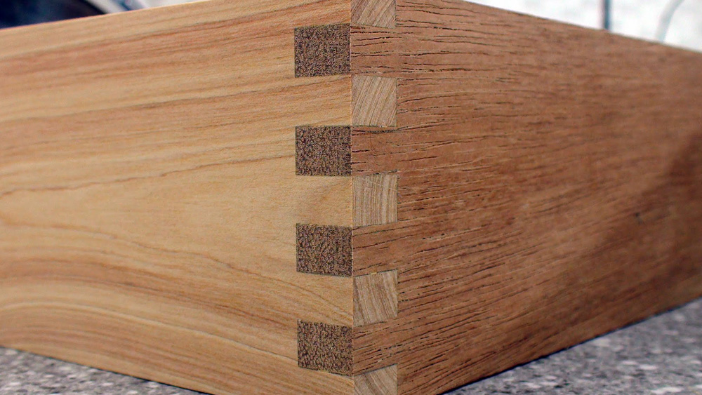 Timber Finger Joints | Timber Comb Joints | Making Box Joints | DIY Doctor