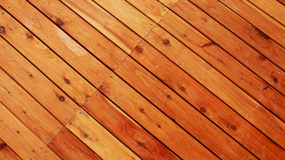 Treating Timber Decking Ways To Teat Timber Decking And