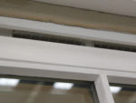 Fitting Trickle Vents