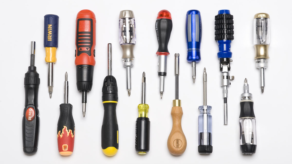 Different Types Of Screwdriver And Their Uses Including