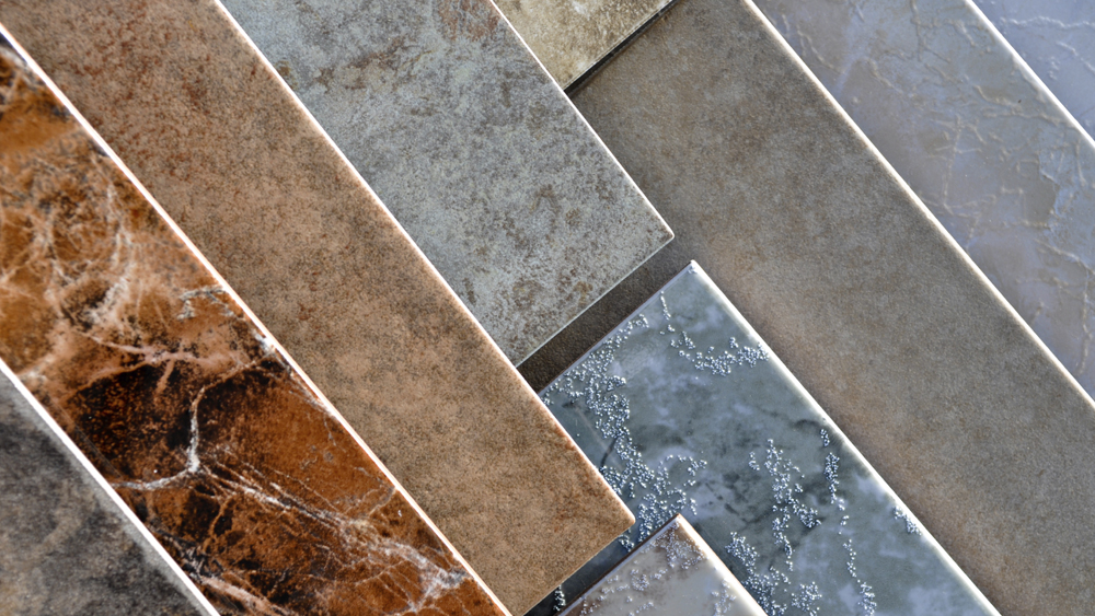 Different Types Of Floor Tiles And Wall Tiles Available For Your