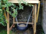 Keep the kids entertained with a trye swing