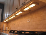 How to Install Lighting Under Kitchen Units and Fit Down-lights to Your Kitchen Cabinets