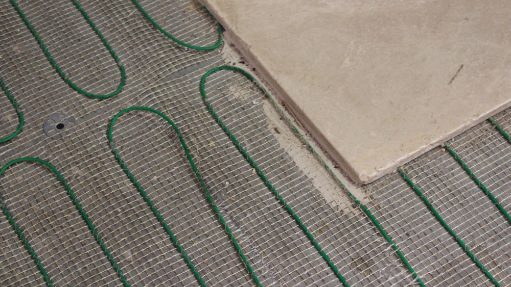 Underfloor heating and how to install electric underfloor heating underfloor heating and how to install electric underfloor heating diy doctor solutioingenieria Image collections