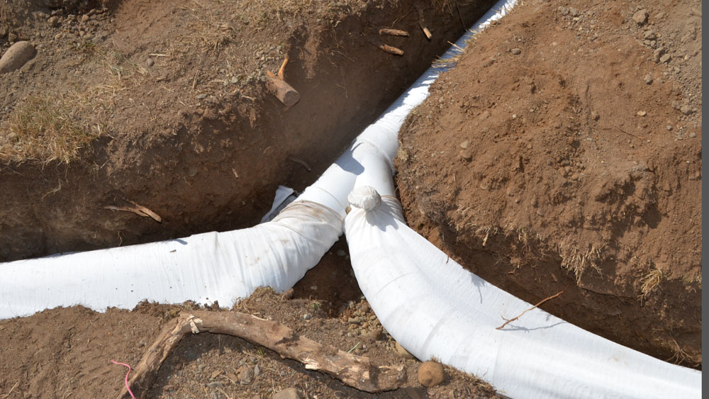 Underground Drainage Help and Advice | How to lay and Install