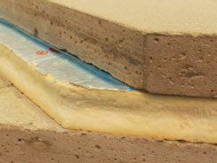Insulating a Floor Slab
