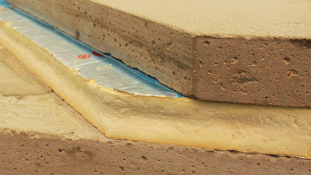 Insulating A Concrete Floor Slab Underfloor Insulation Boards