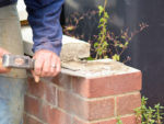 Using a Brick Bolster and How to Cut Bricks or Blocks with a Bolster