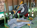 Using a Mitre Saw; How to Cut Mitres with a Mitre Saw or Mitre Block