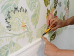 How to Wallpaper and How to Hang Wallpaper Correctly