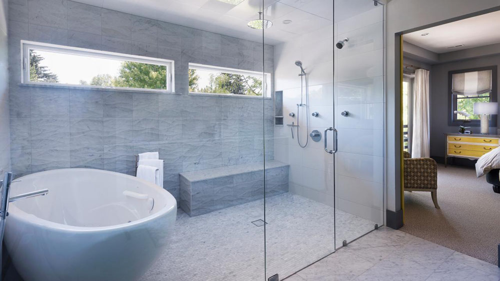 Wetrooms And Walk In Showers How To Build A Wet Room Or Walk In