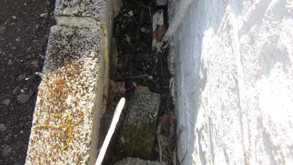 French Drains Explaining The French Drainage System For Surface