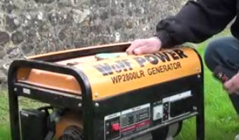 Wolf power generator reviews