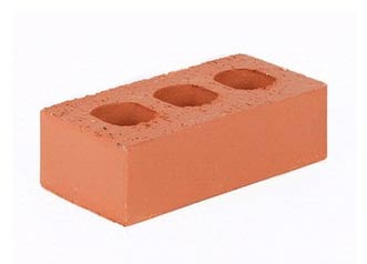 Class B clay engineering brick