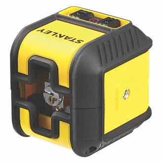 Stanley Cude laser level