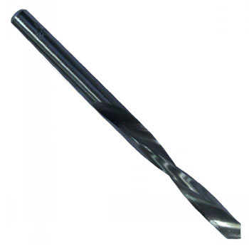 Specialist drill bit for drilling acrylic and plastic