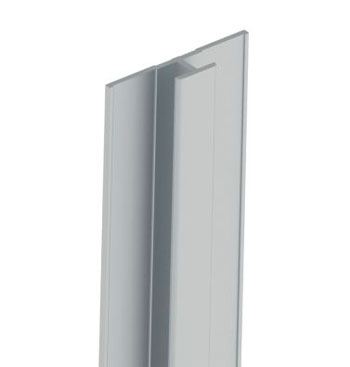 Aluminium straight joint
