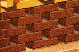 Honeycombe Brickwork