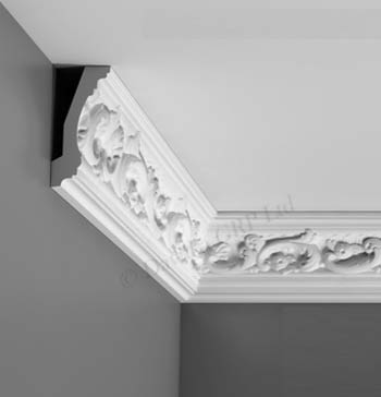 Profile of cornice